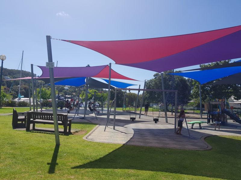 Whangarei Playground