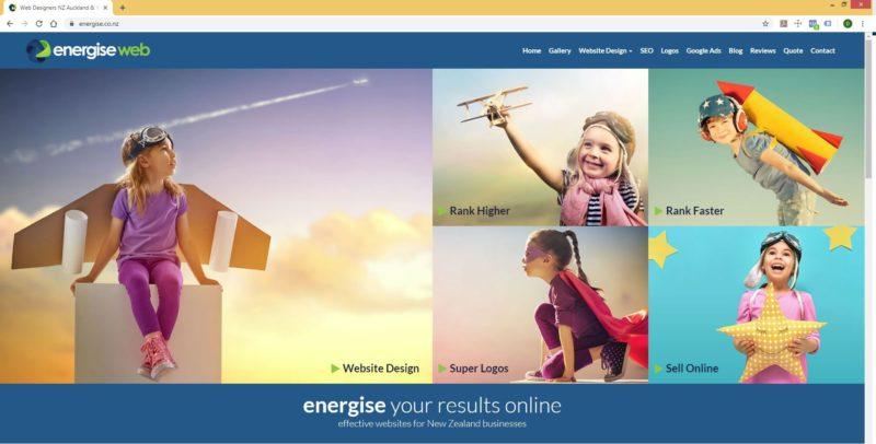 Web Site Design Whangarei
