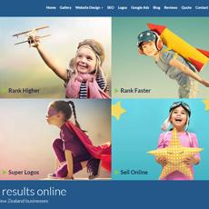 Web Design Whangari