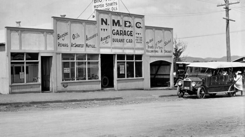 Northern Motor Bus Company in Kamo