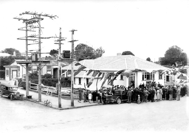 Kamo Post Office 1937