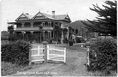 Kamo Springs Hotel