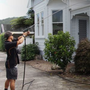 house washing whangarei